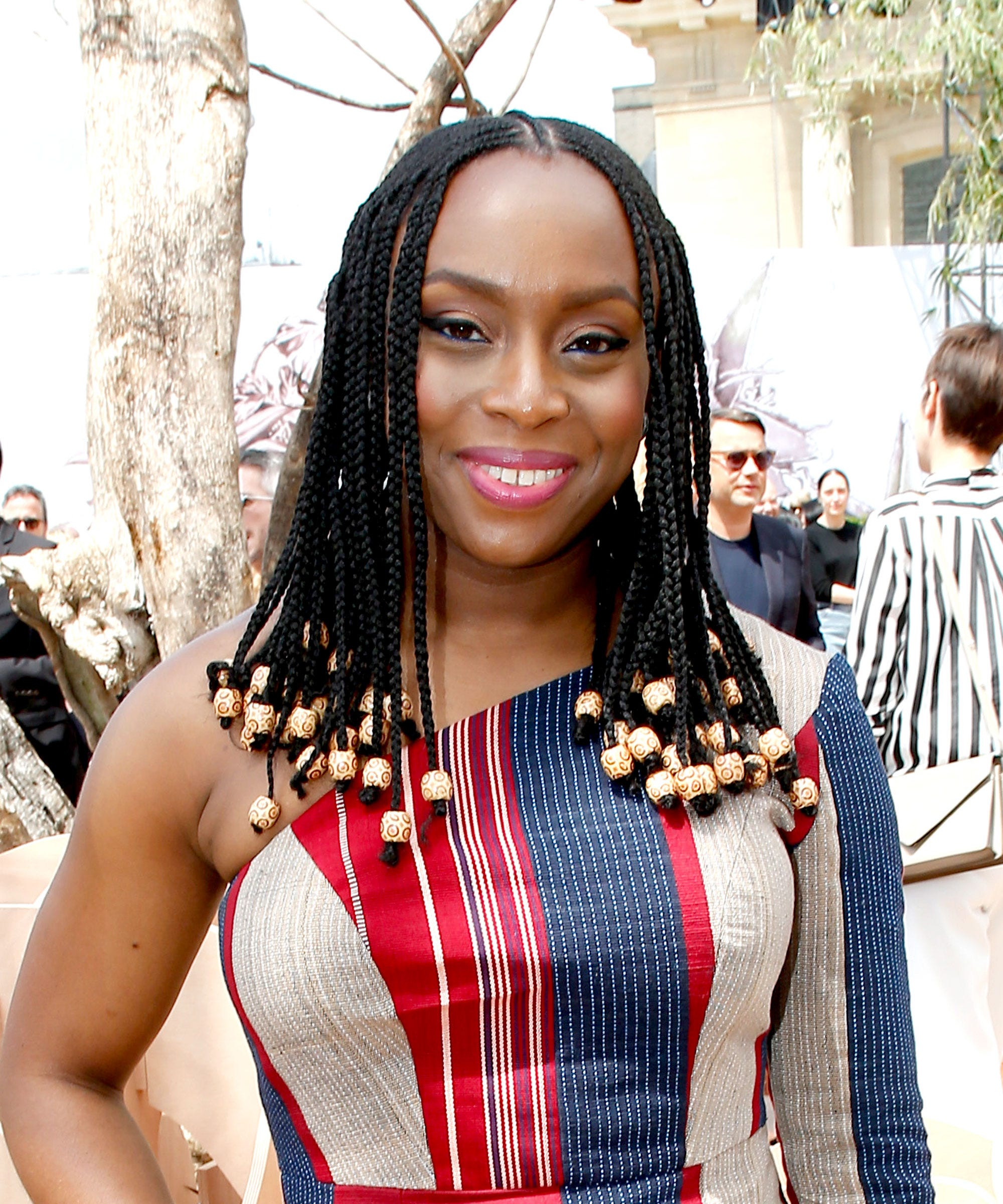 Cute Ways To Wear Beads On Cornrows Braids And Locs