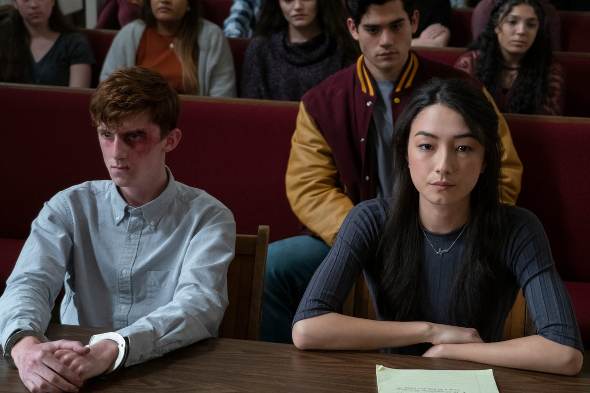 The Society Season 1 Recap What Happens In Each Episode