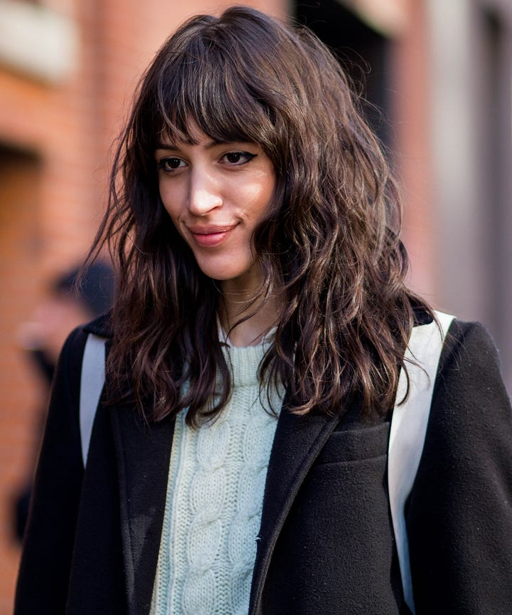 sassy bob haircuts these fashion will convince you to get bangs 2182