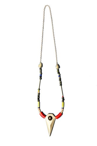 Fashion Jewelry Disciplined Betsey Johnson School Of Rock Pencil Necklace Rare Necklaces & Pendants