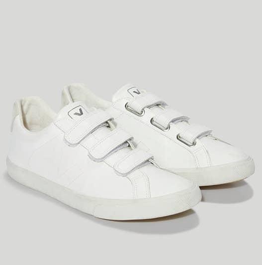 white female sneakers
