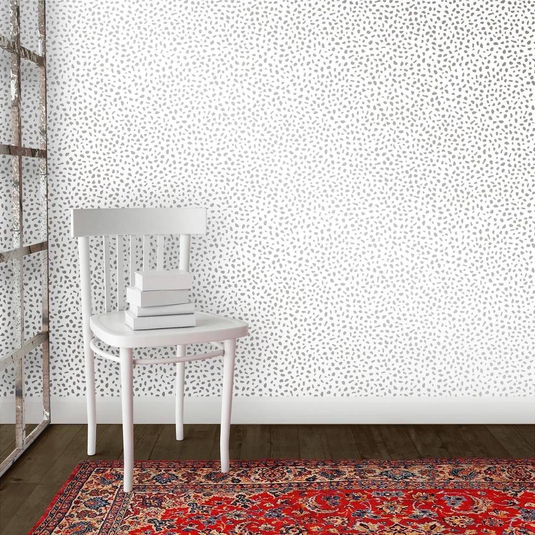 Devine Color Speckled Dot Peel 038 Stick Wallpaper 8211