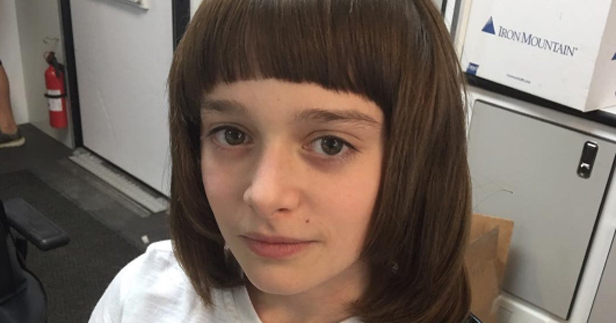 Stranger Things 2 Hair Wig Behind The Scenes Secrets