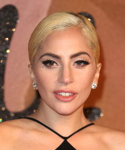 mediation of lady gaga Official site.