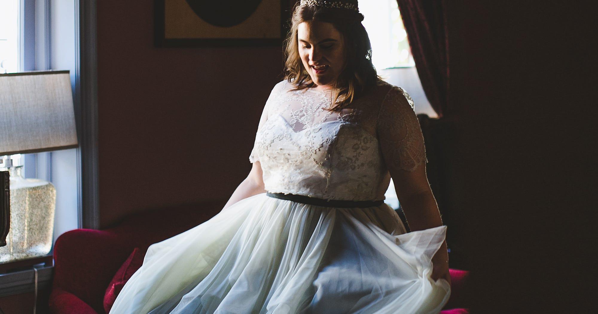 """Zerstörerische Schönheitsideale bei Bräuten: """"Ich mochte meinen Körper – bis ich meine Hochzeitsfotos sah"""""""