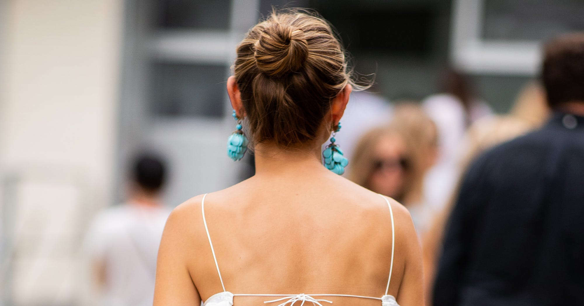 Pretty Wedding Guest Hairstyles To Wear Hair Up Or Down