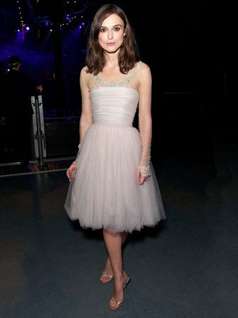 Keira Knightley Had A Second Not So Thrifty Wedding Dress