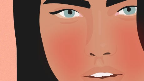✿ ❀ ❁✿ ❀ ❁✿ ❀ ❁✿ ❀ ❁ | Cute illustration, Cute art, Illustration