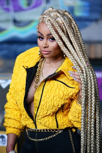 Blac Chyna Dream Hand Tattoo Future Cover Up Ink border=