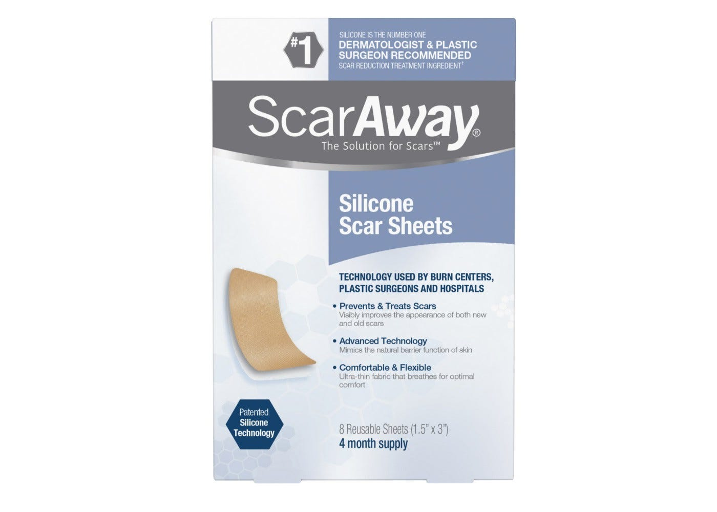 Best Scar Removal Creams That Dermatologists Recommend