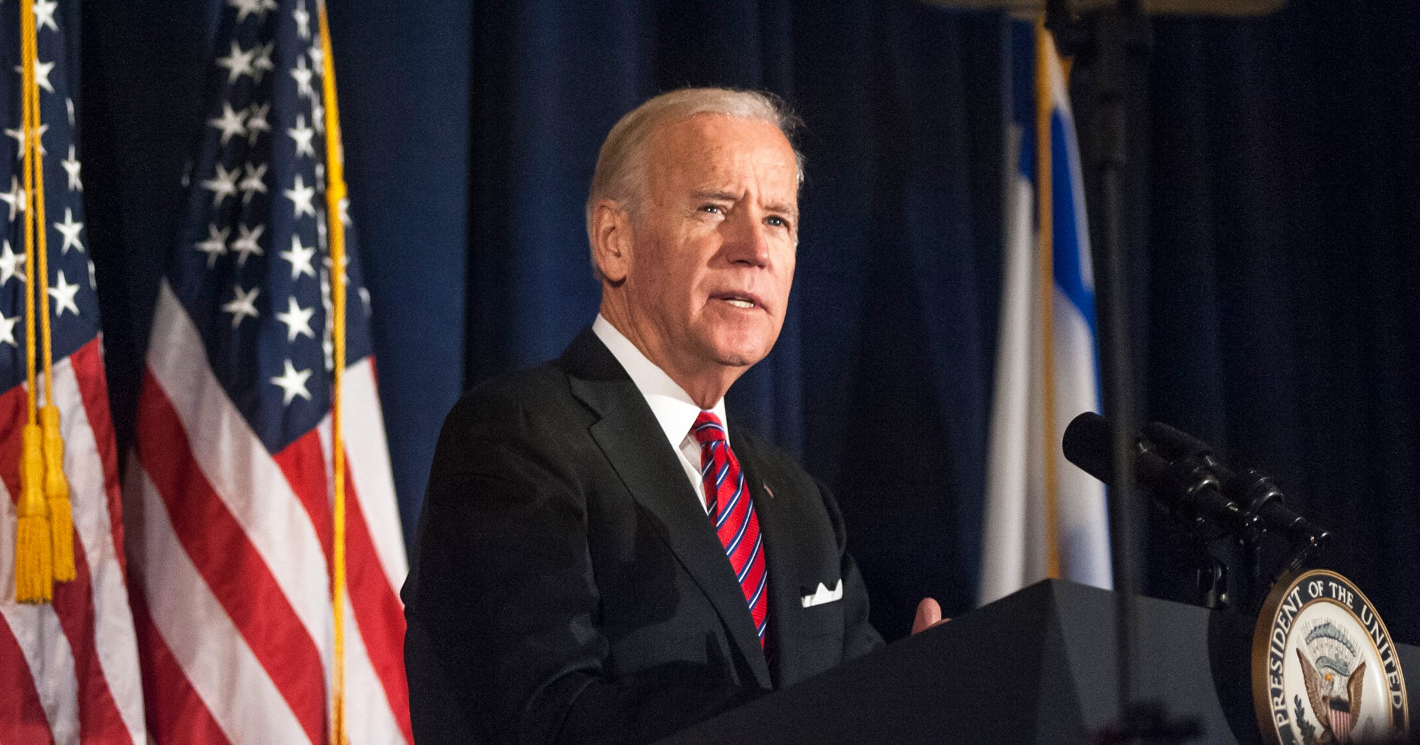We Talked To Joe Biden About Rape & He Said Something Brilliant