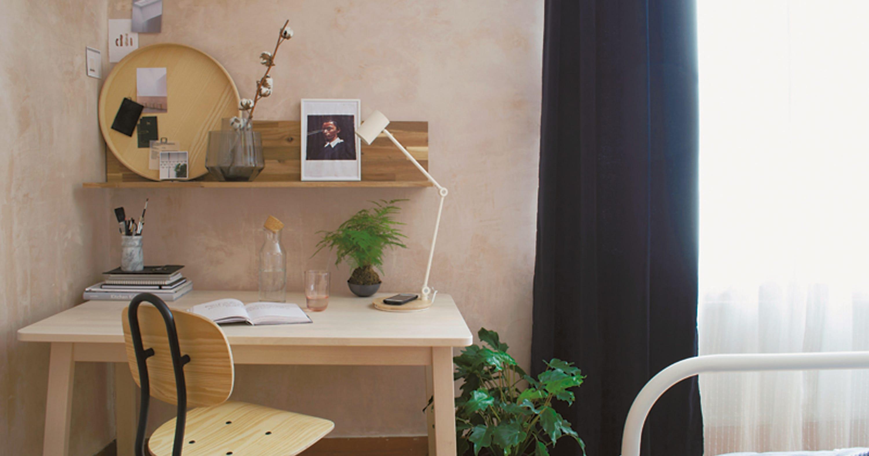 Bureau Secretaire Petit Espace comment séparer son bureau de sa chambre ?