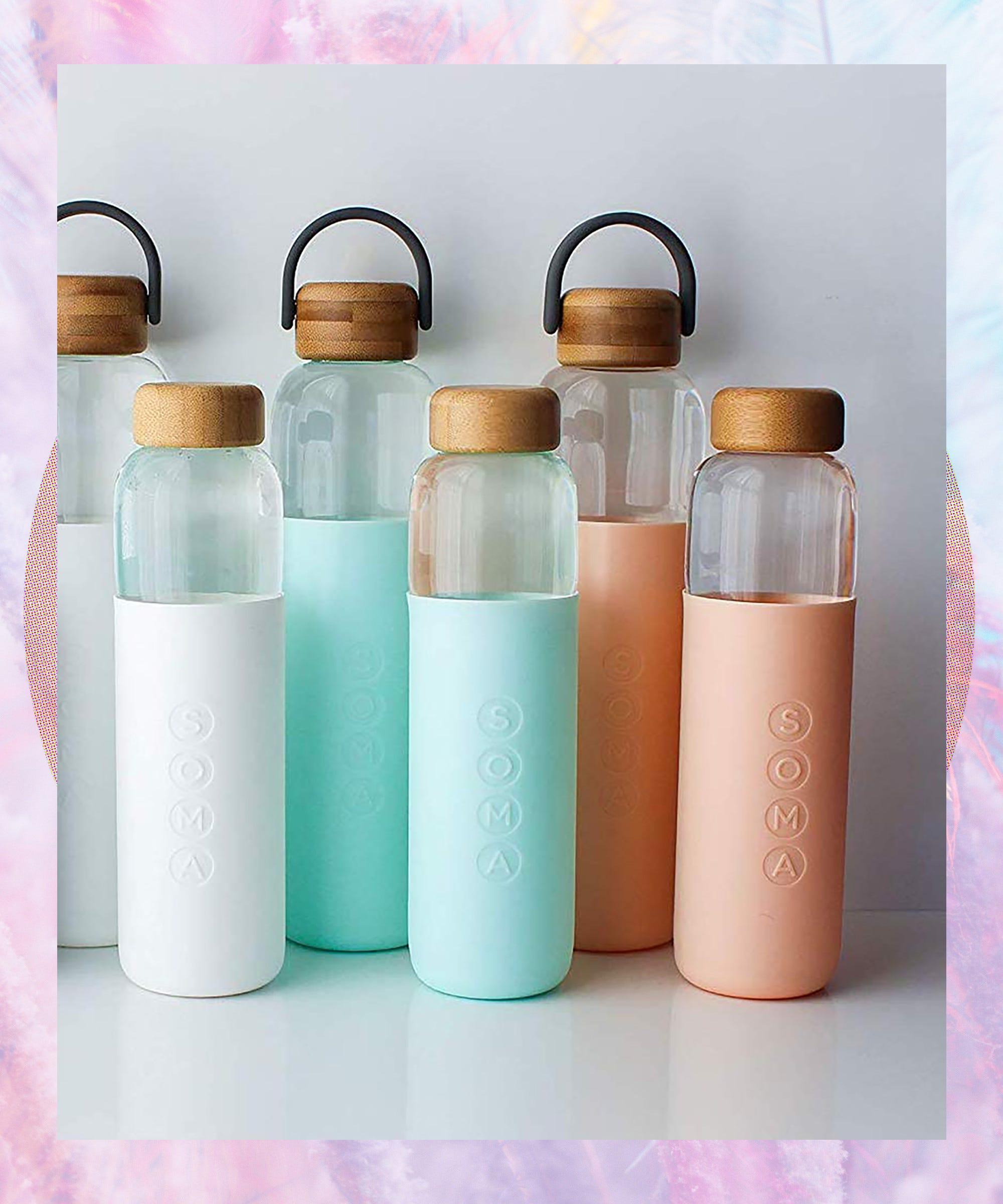 Best Gl Water Bottles 2019 Reusable Plastic Free