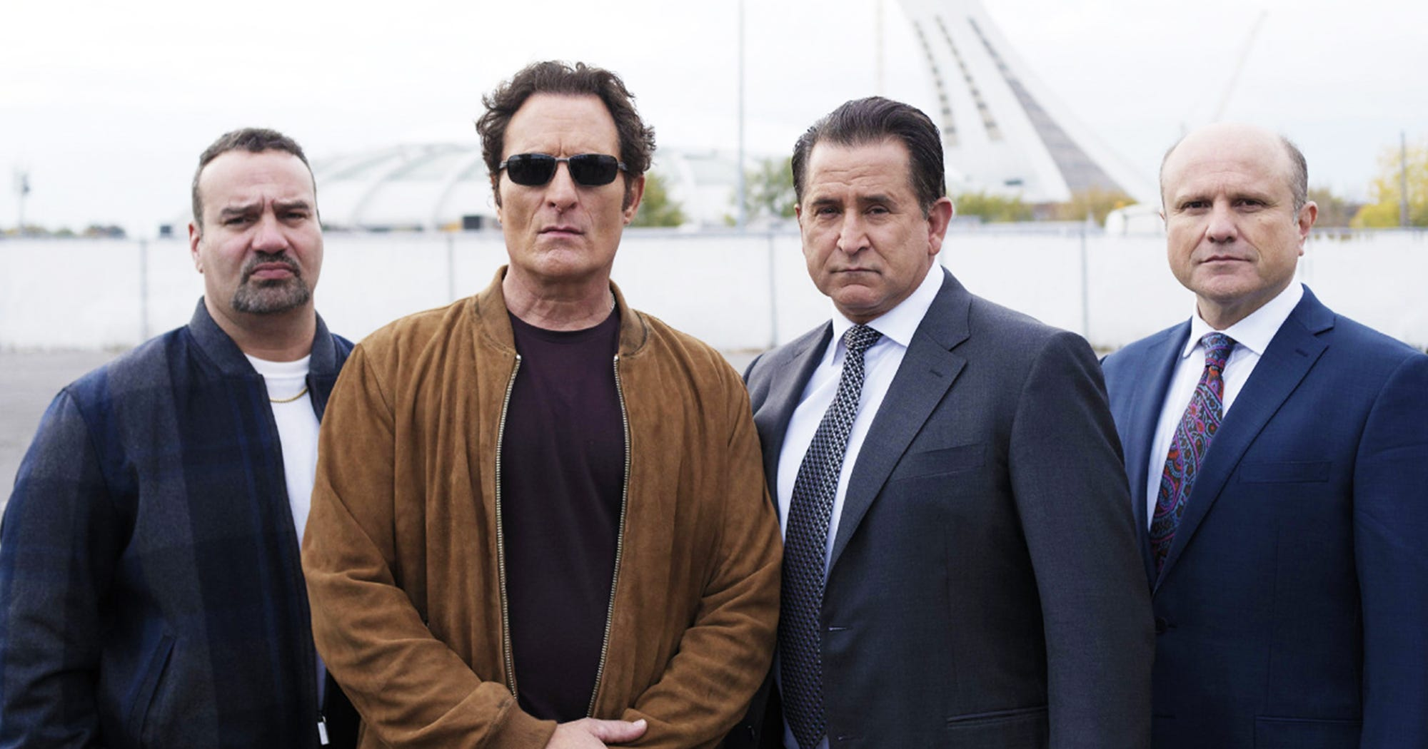 Bad Blood Rizzuto Family Based On The Real Canada Mafia