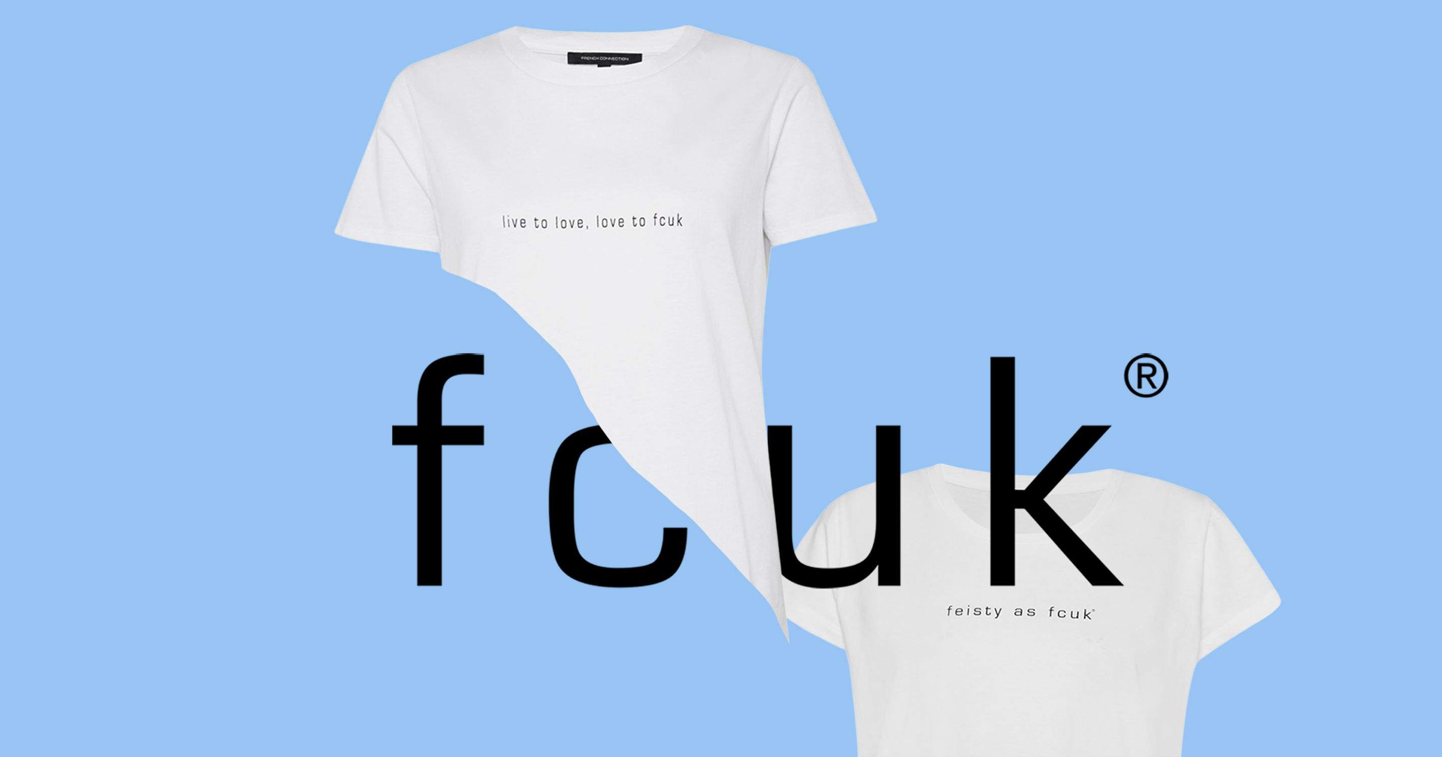Style Obituary: FCUK T Shirts