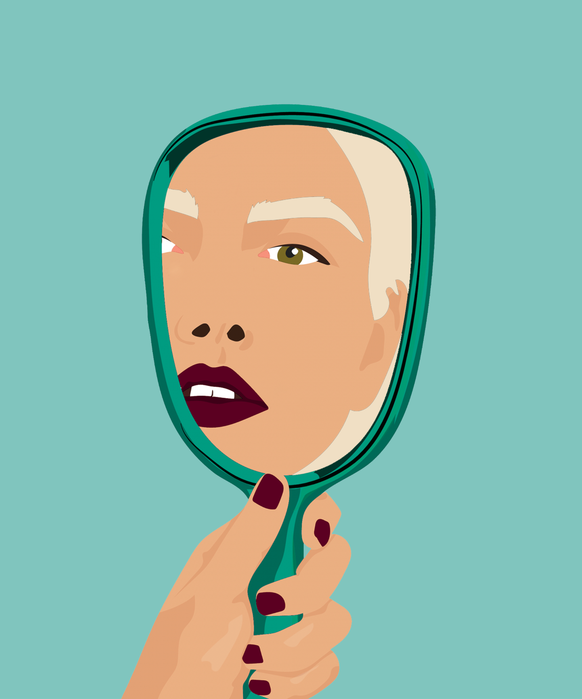 "Can A ""Smart Mirror"" Actually Change Your Makeup Routine?"