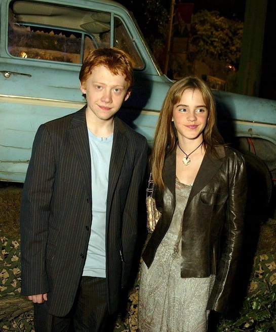 Ron weasley hermione granger harry potter cursed child - Ron weasley and hermione granger kids ...
