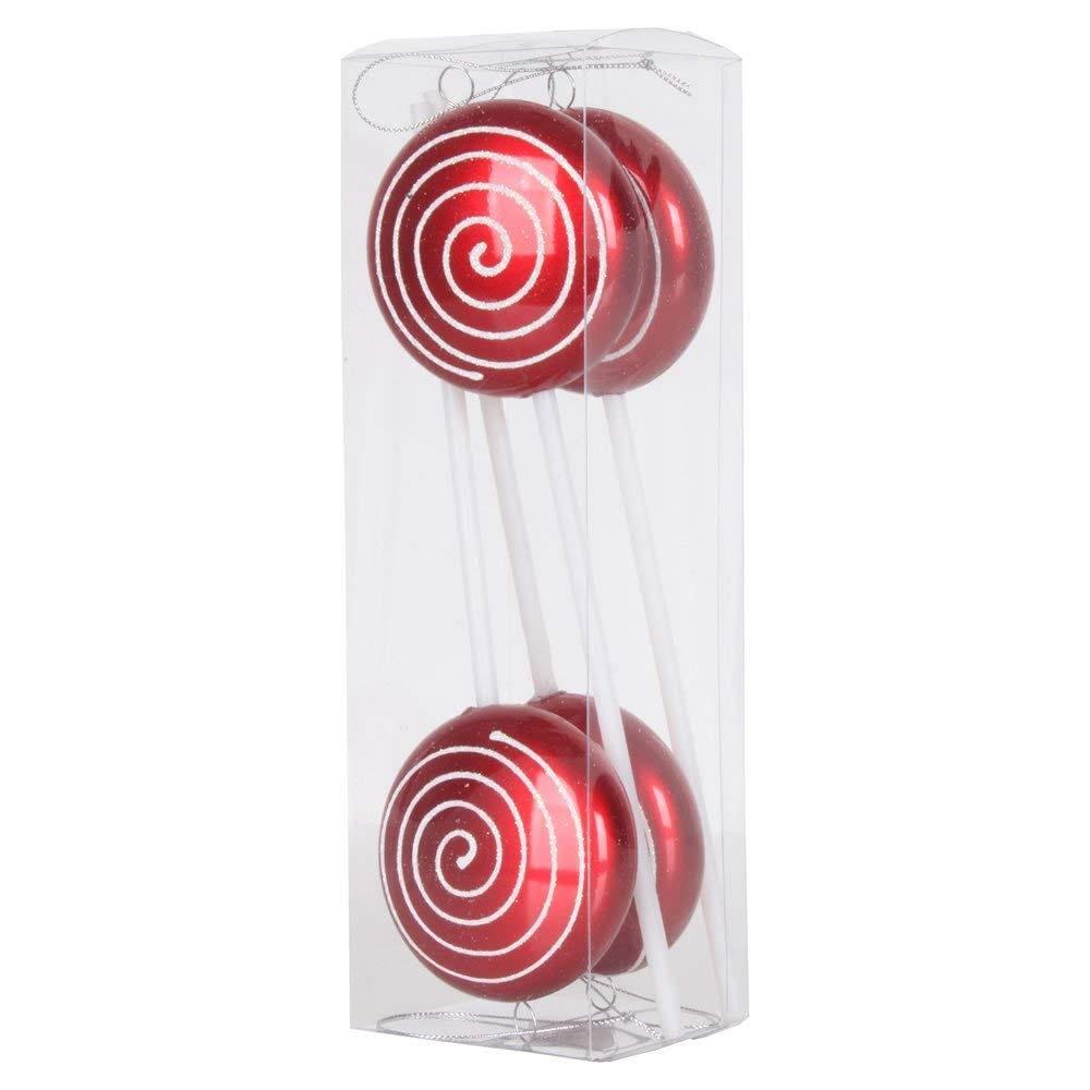 Lollipop Christmas Ornaments