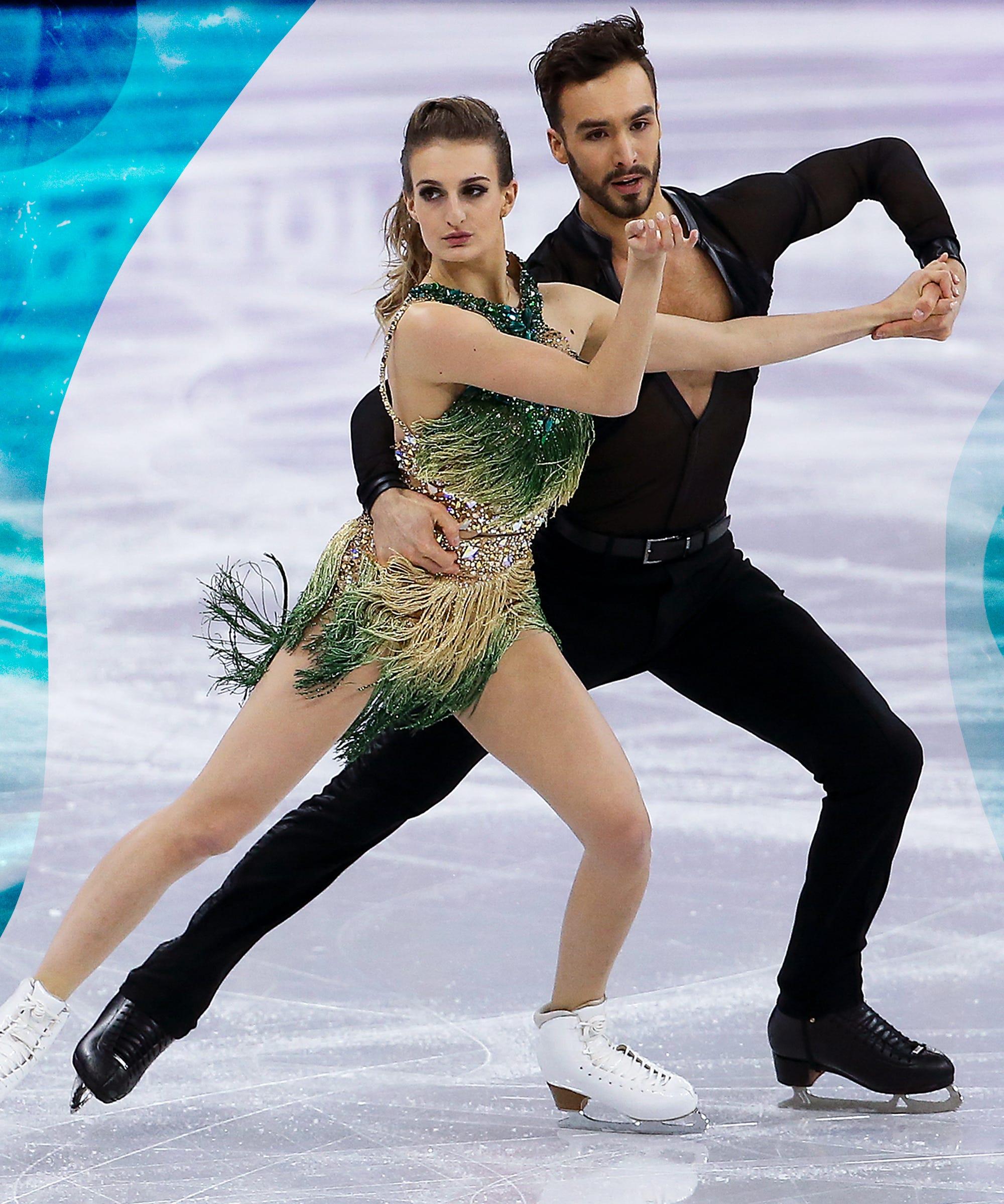 Olympic Ice Skating Wardrobe Malfunction Explained