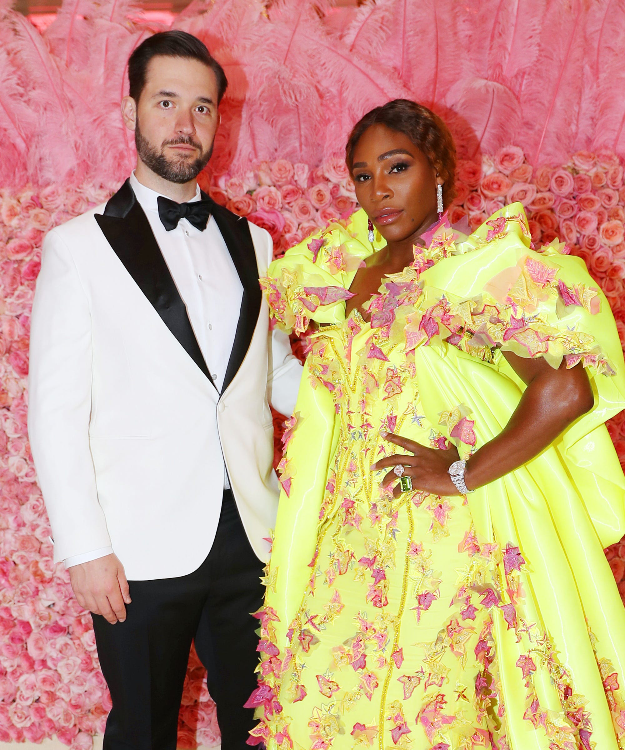 How Serena Williams Met Her Husband Alexis Ohanian