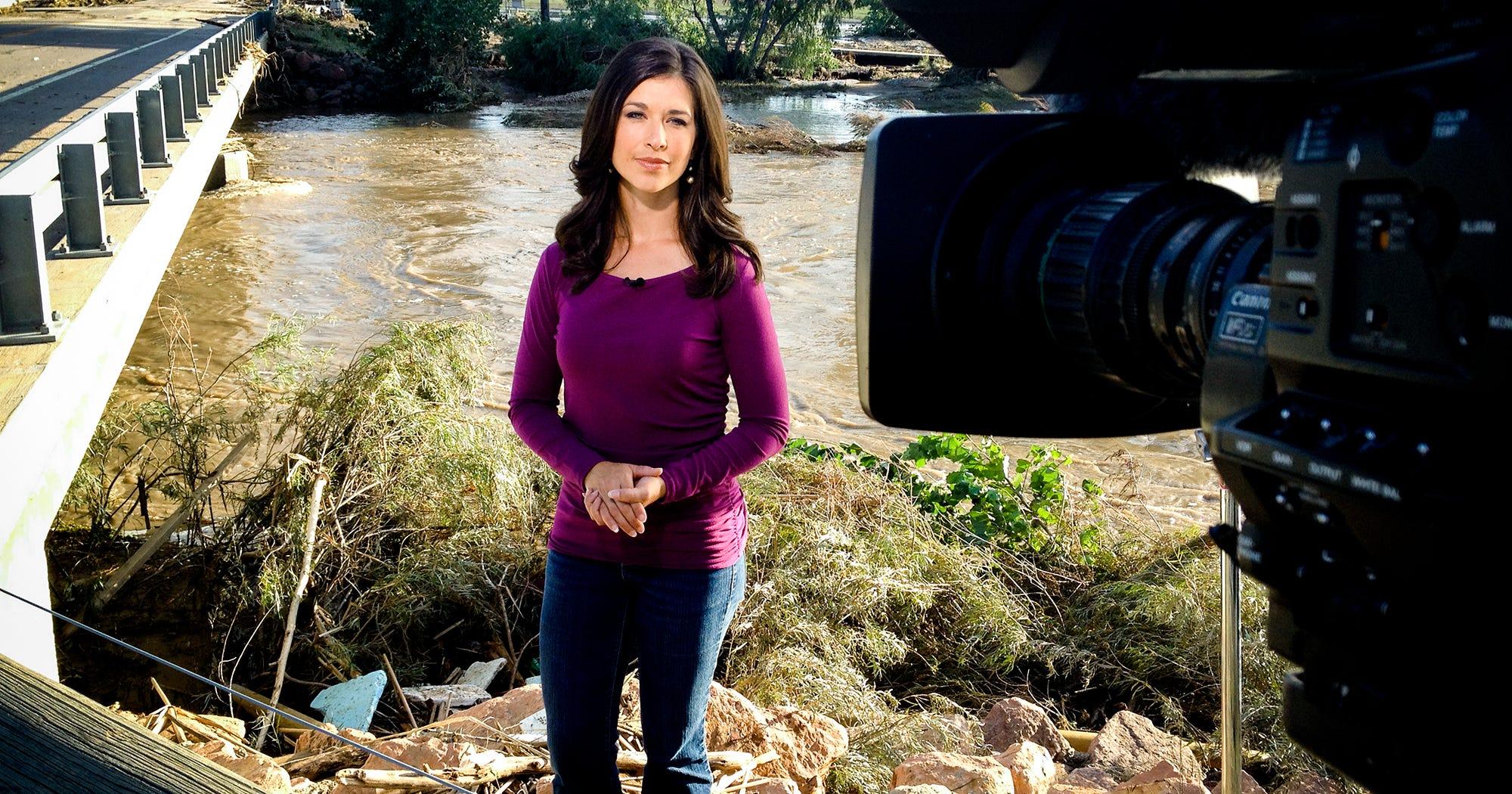 Ana Cabrera CNN Interview — Diversity In Journalism