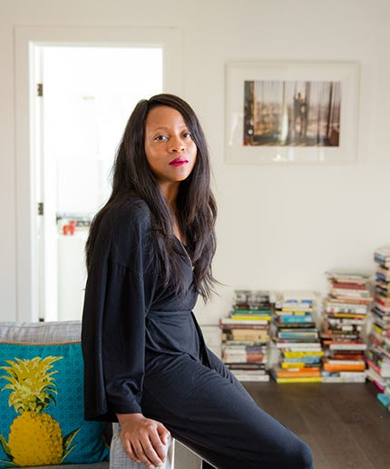 Books To Read Camilla Blackett - Fresh Off The Boat