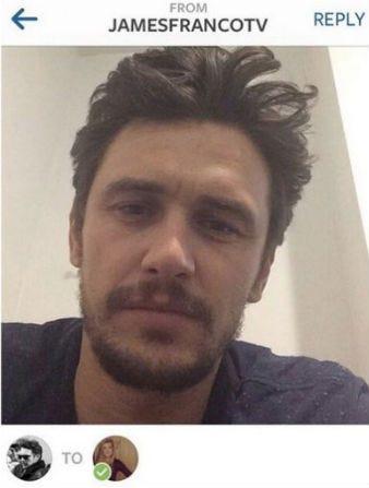 James Franco Under Age Girl Instagram Prank - Palo Alto