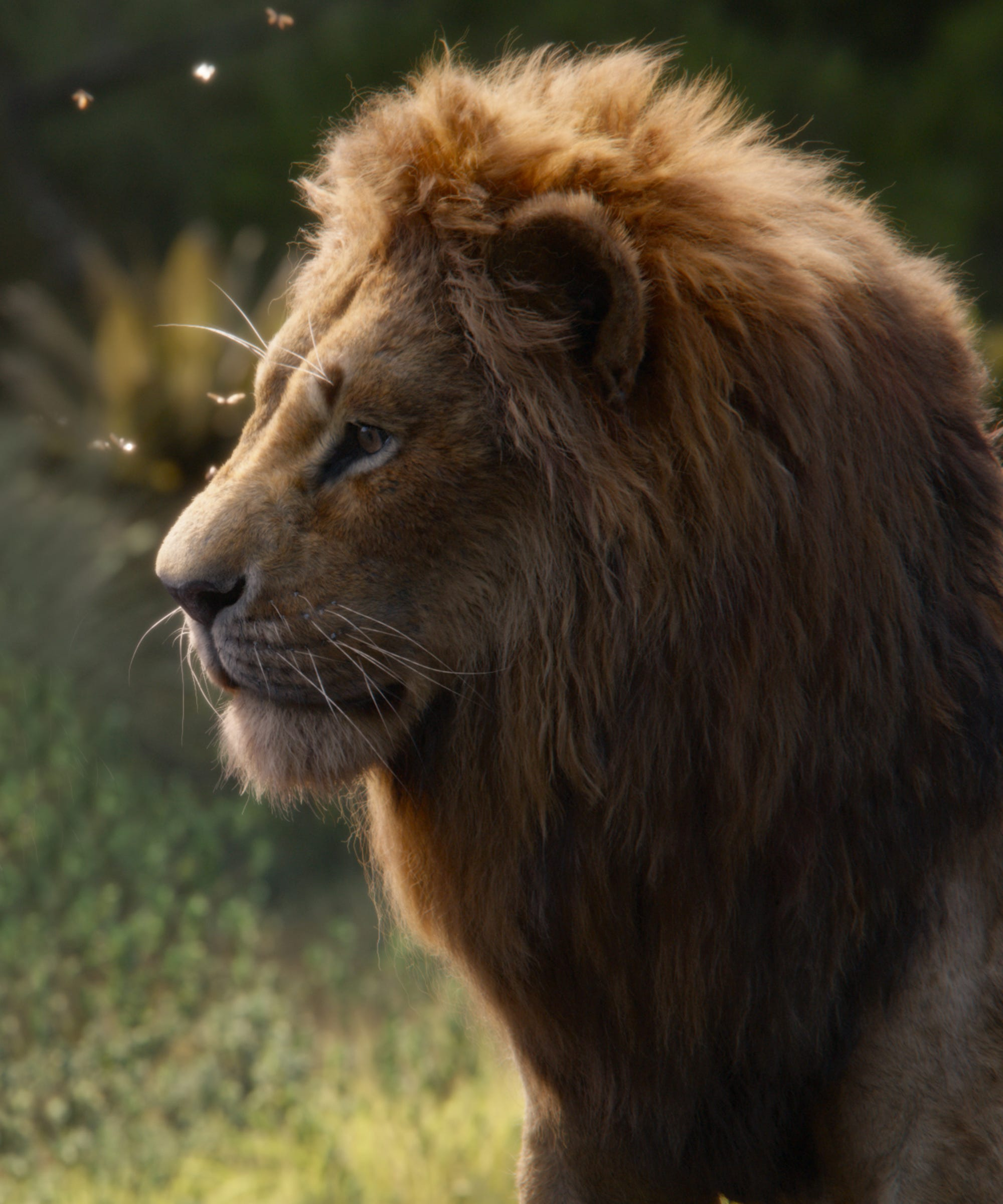 Why New Lion King Doesn T Hold Up To Original Review