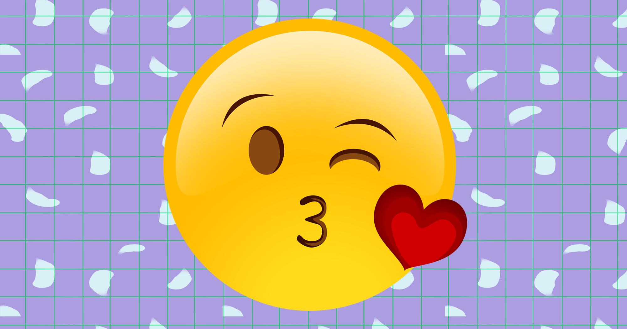 Most Popular Instagram Emoji Heart 2016