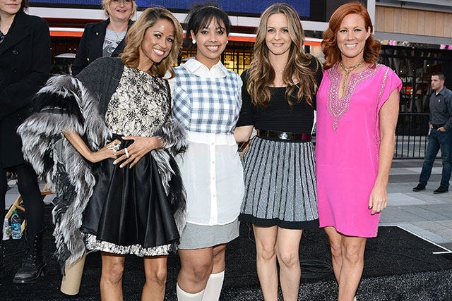 Clueless Reunion - Alicia Silverstone Stacey Dash
