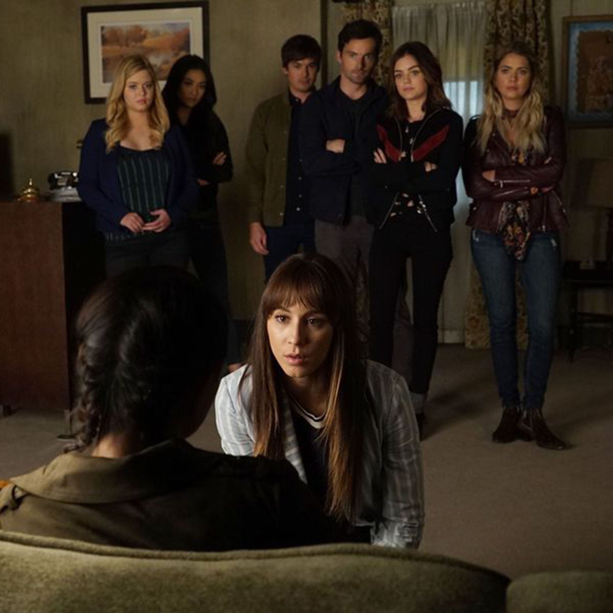 Pretty Little Liars Series Alternate Ending, Theory