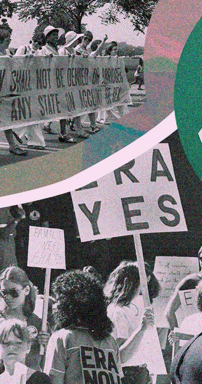 Why Women Definitely Need The Equal Rights Amendment