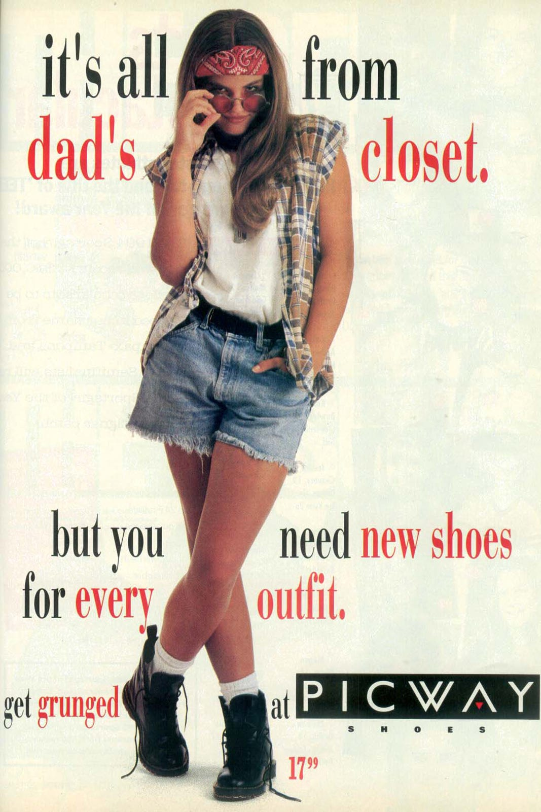 90s Fashion Vintage Ads Claires Candies Nike