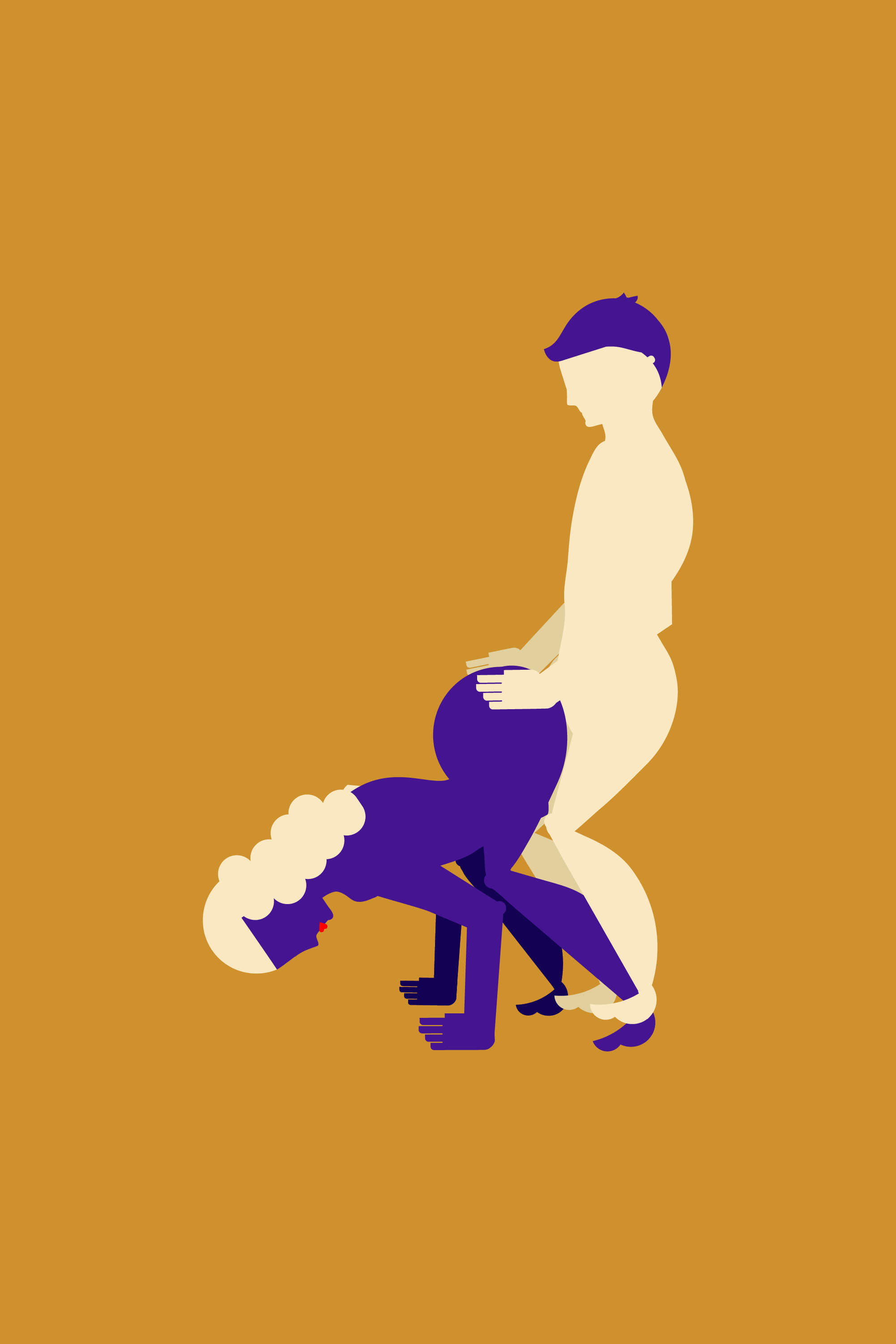 Illistrated sex position — photo 12