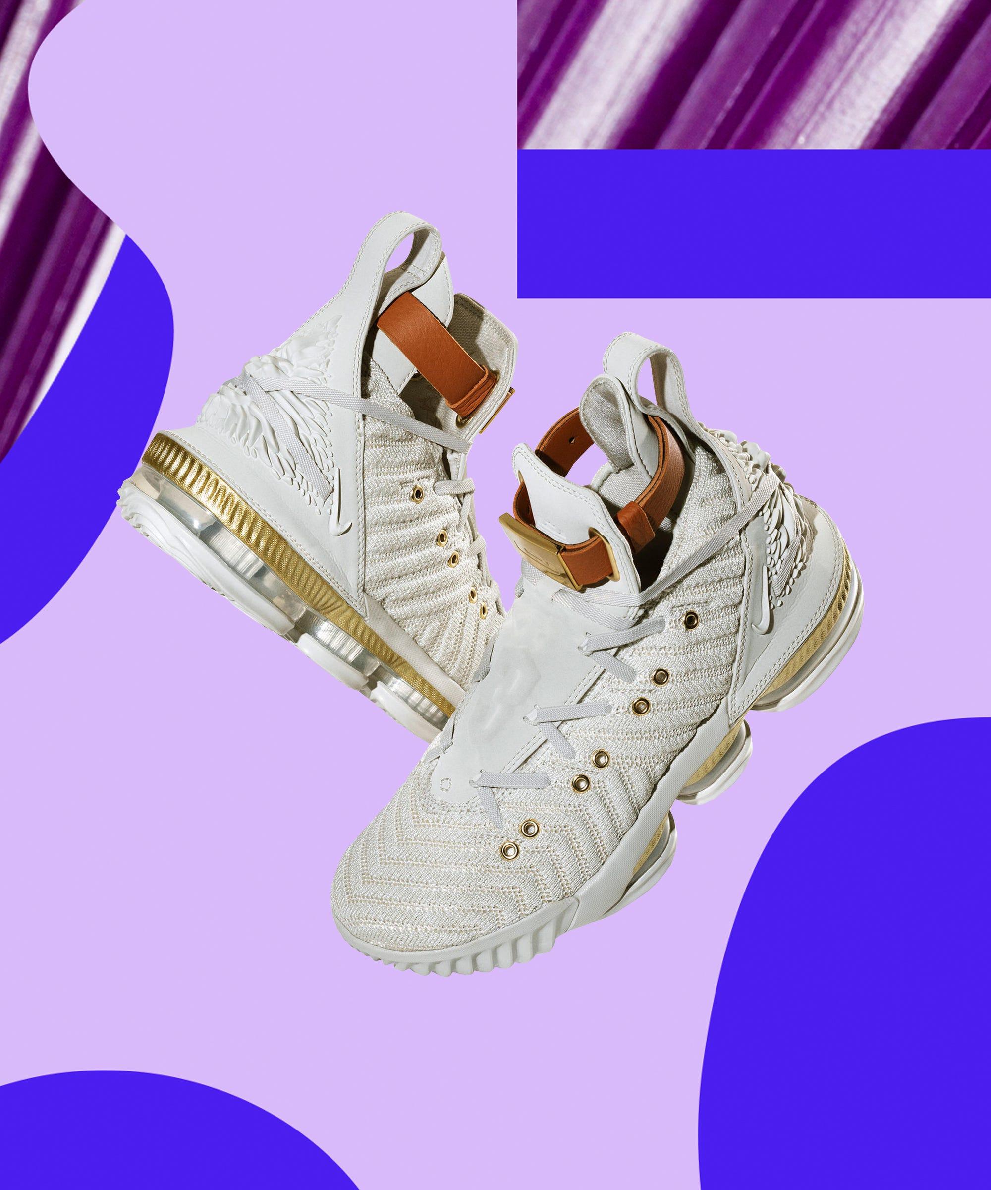 sale retailer 92e22 e5c66 How To Shop LeBron James First Female Designed Sneaker