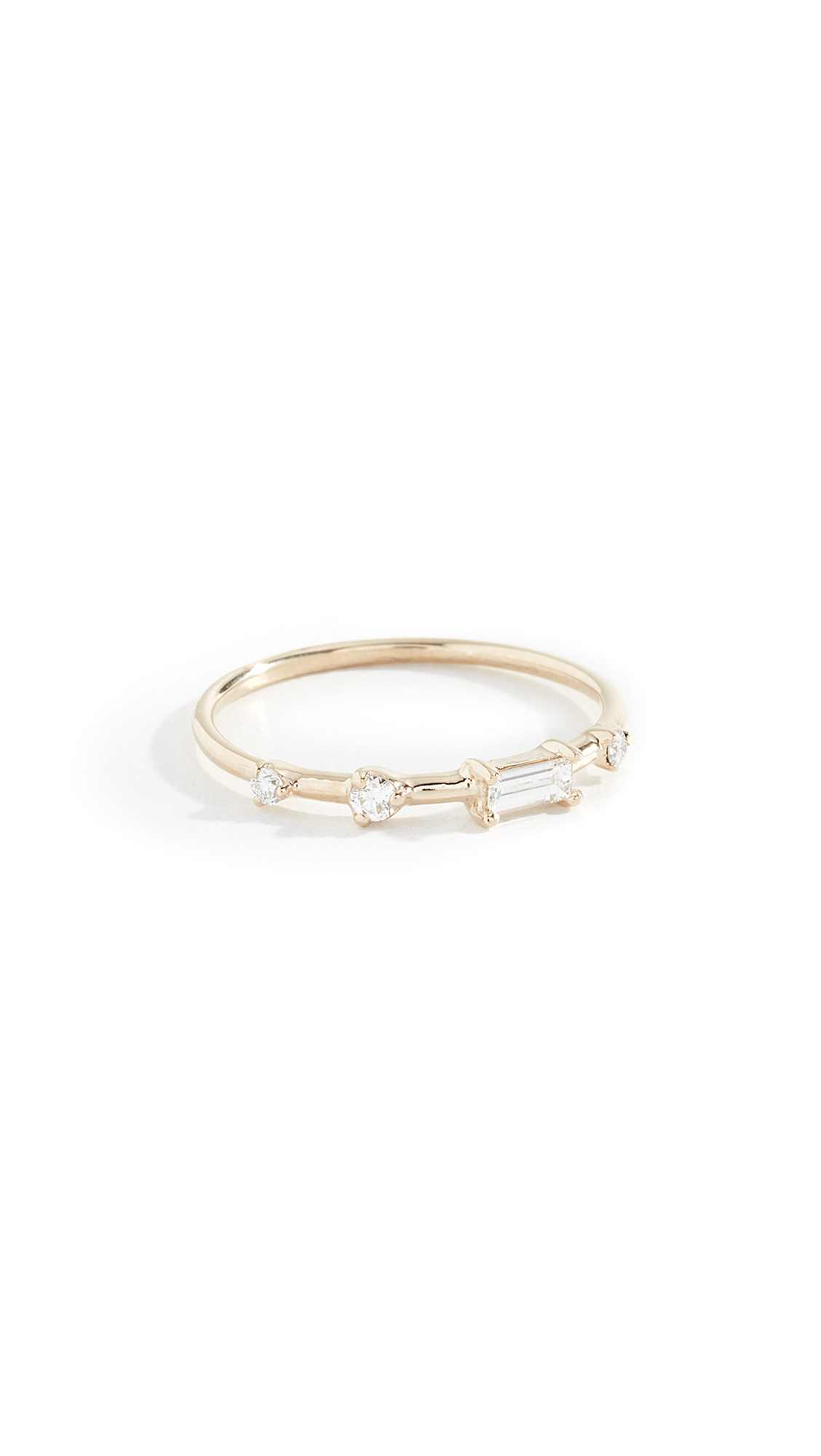 Simple, Dainty Engagement Rings Like Jennifer Lawrence - photo #4