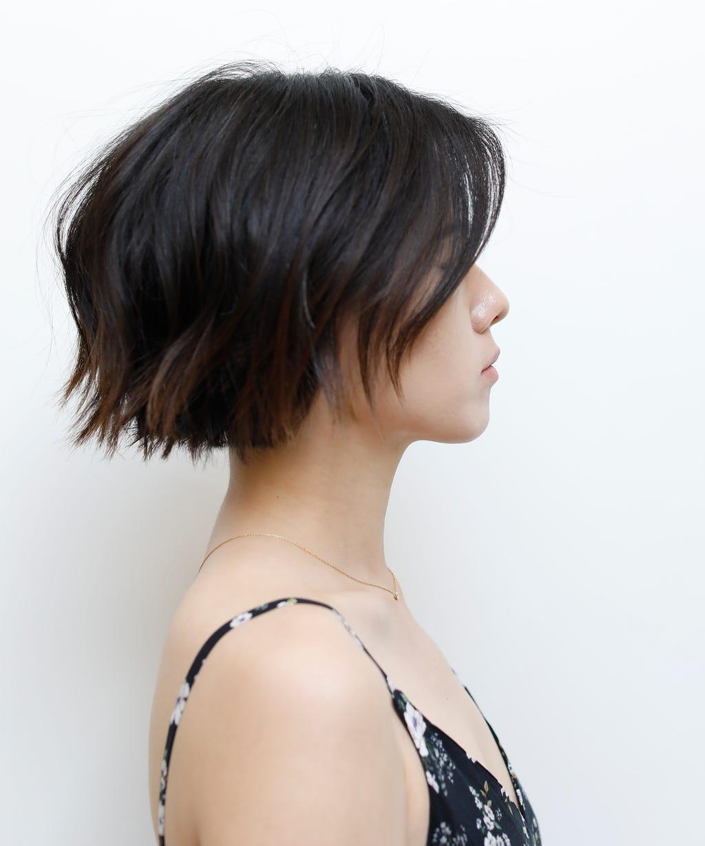 undercut bei langen haaren