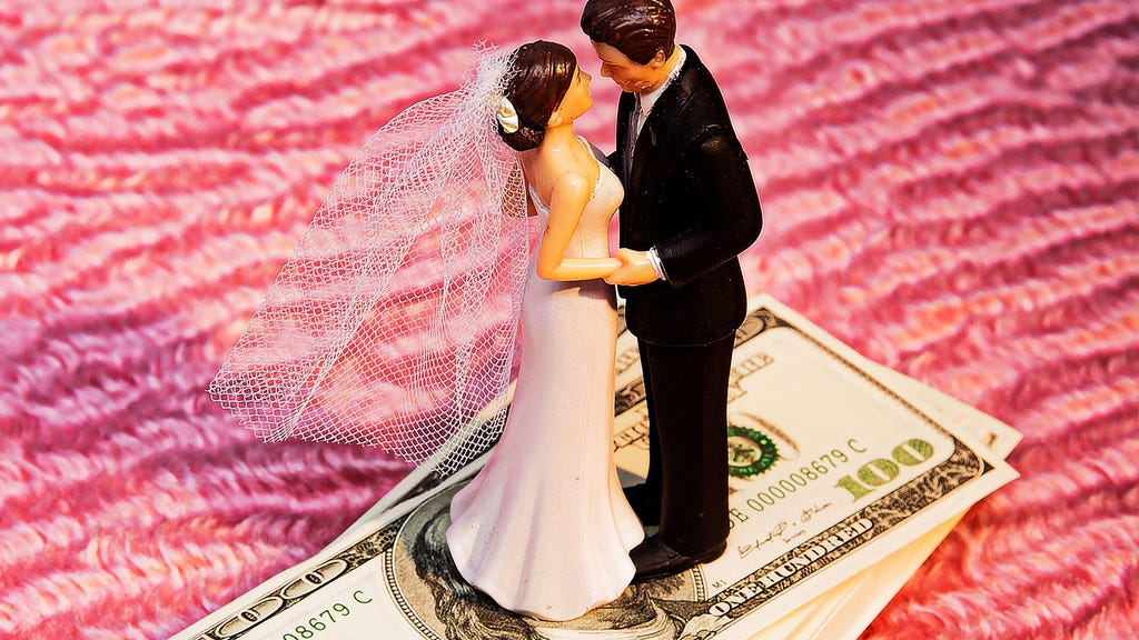 Who Pays For The Wedding Cost Breakdown By Real Women
