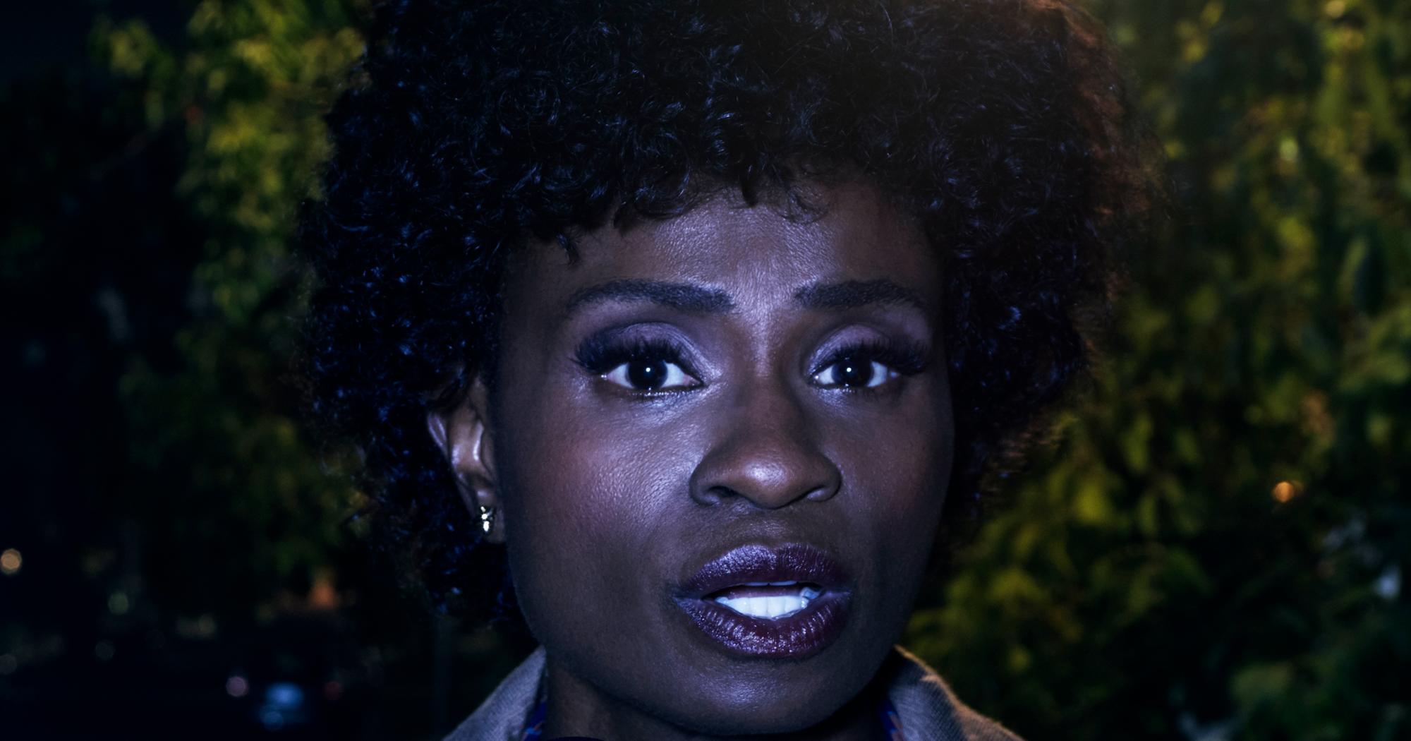 Angry Black Woman 57