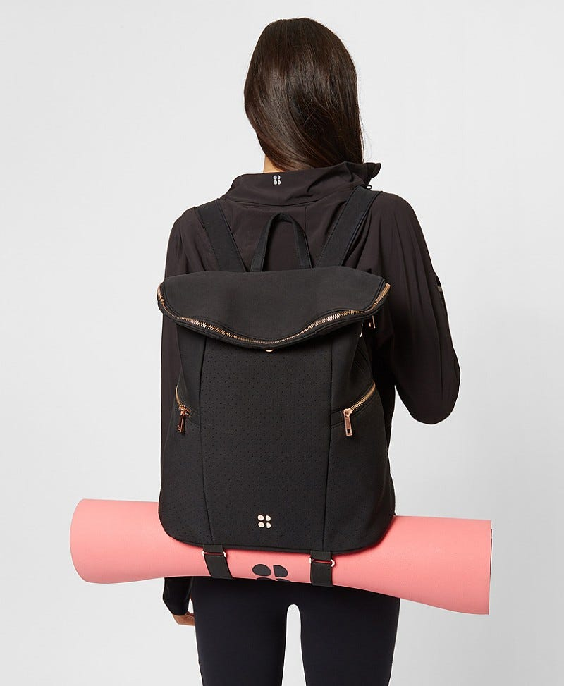 Best Yoga Mat Bags, Carriers, And Totes For Women 2018