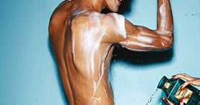 Brazilian Waxing For Men - Male Pubic Hair-Manscaping