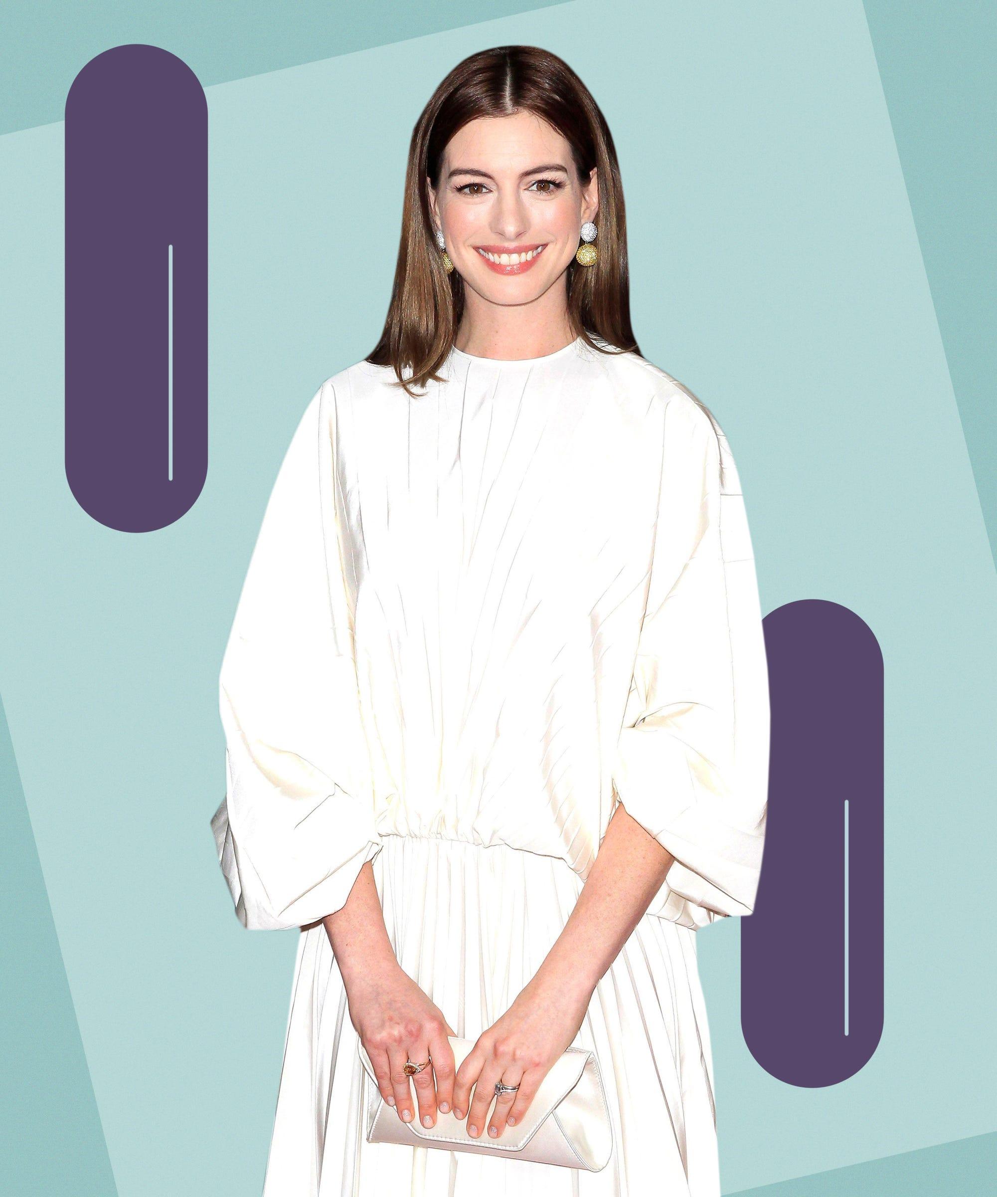 Anne Hathaway, Skin, Wellness