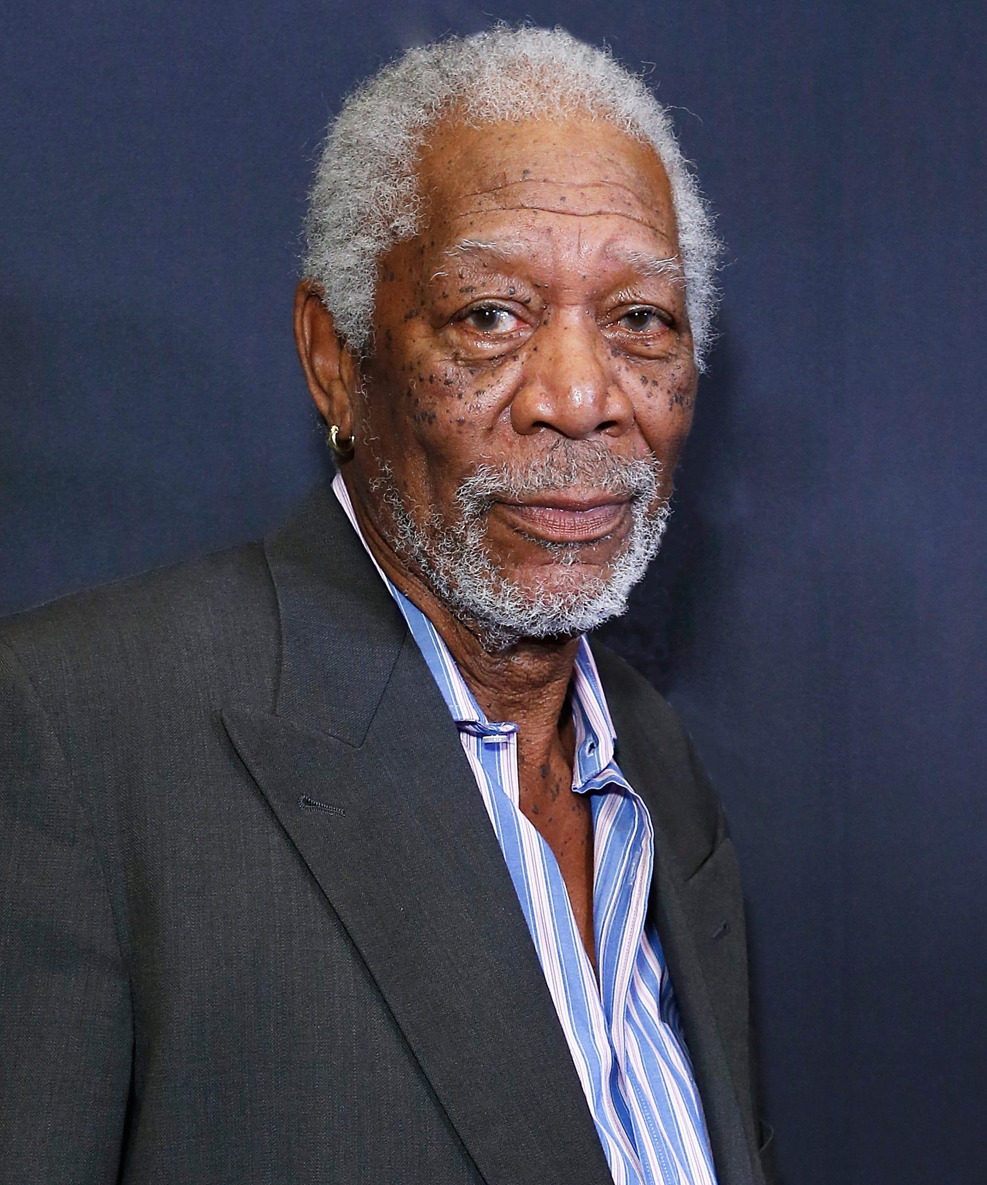 Morgan Freeman Der Sexuellen Belastigung Beschuldigt