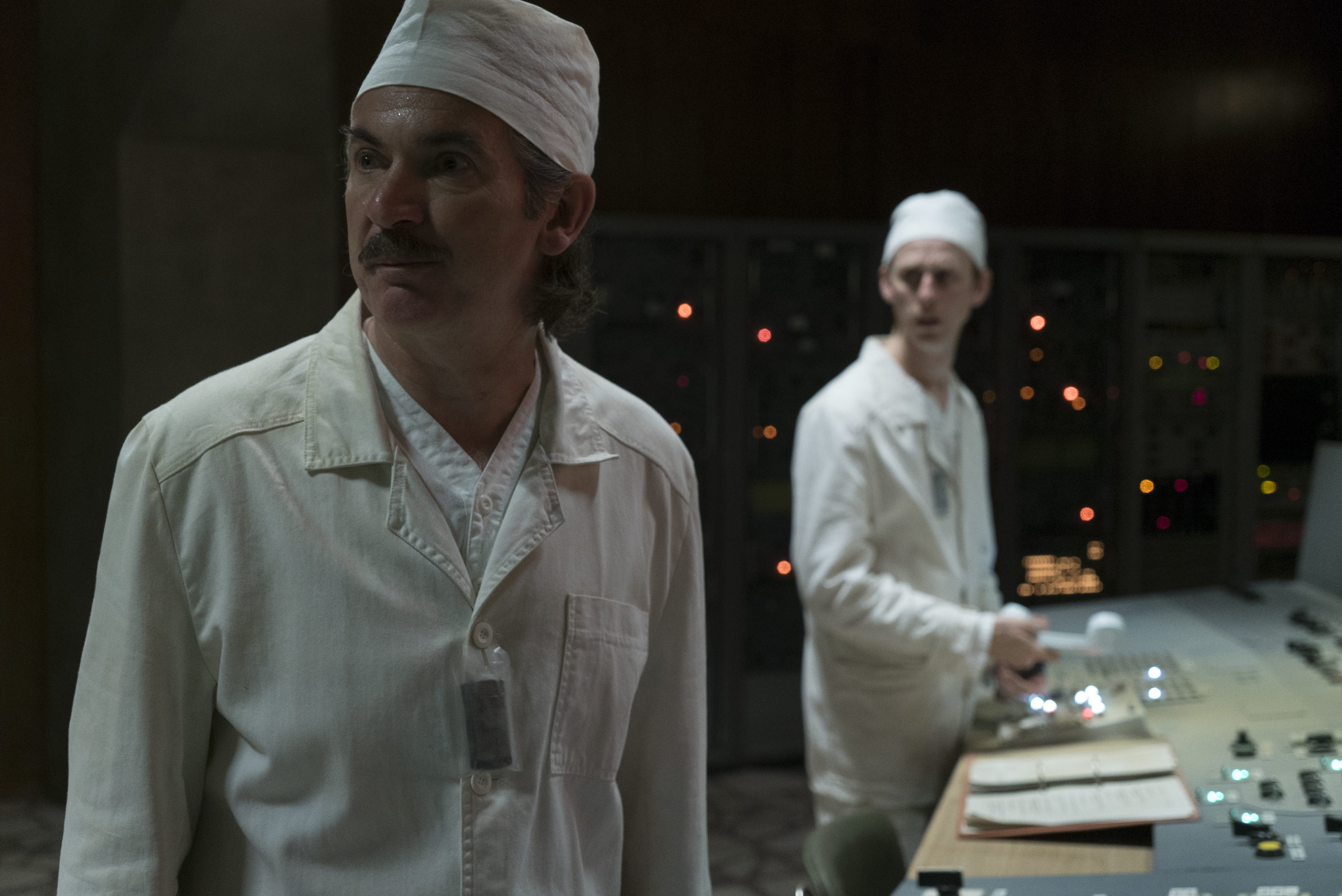 Chernobyl HBO Show Cast Characters Based On Real People