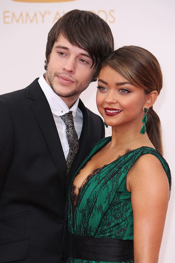 Sarah Hyland Matt Prokop Break Up
