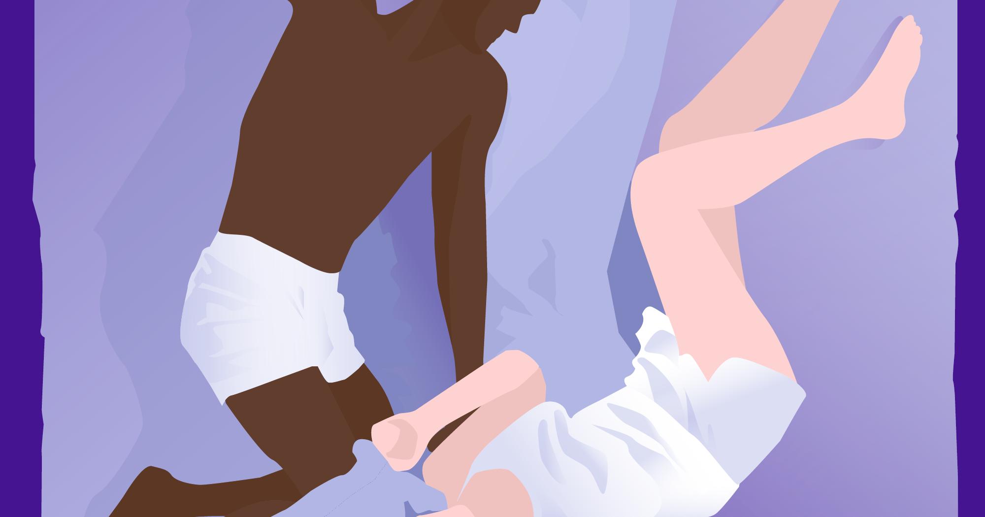 Mit diesen 16 Tipps kommst du trotz Partner:in im Bett zum Schönheitsschlaf