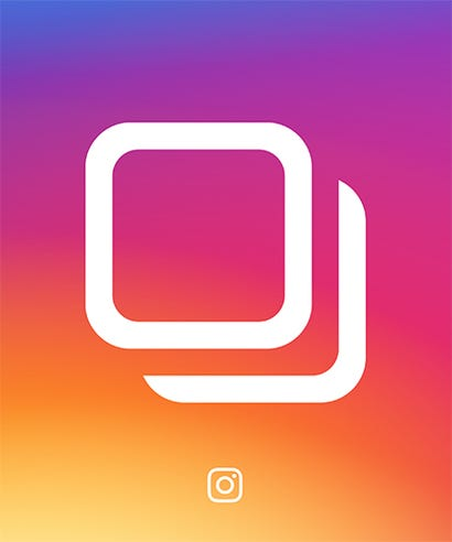 how to post slide show on instagram