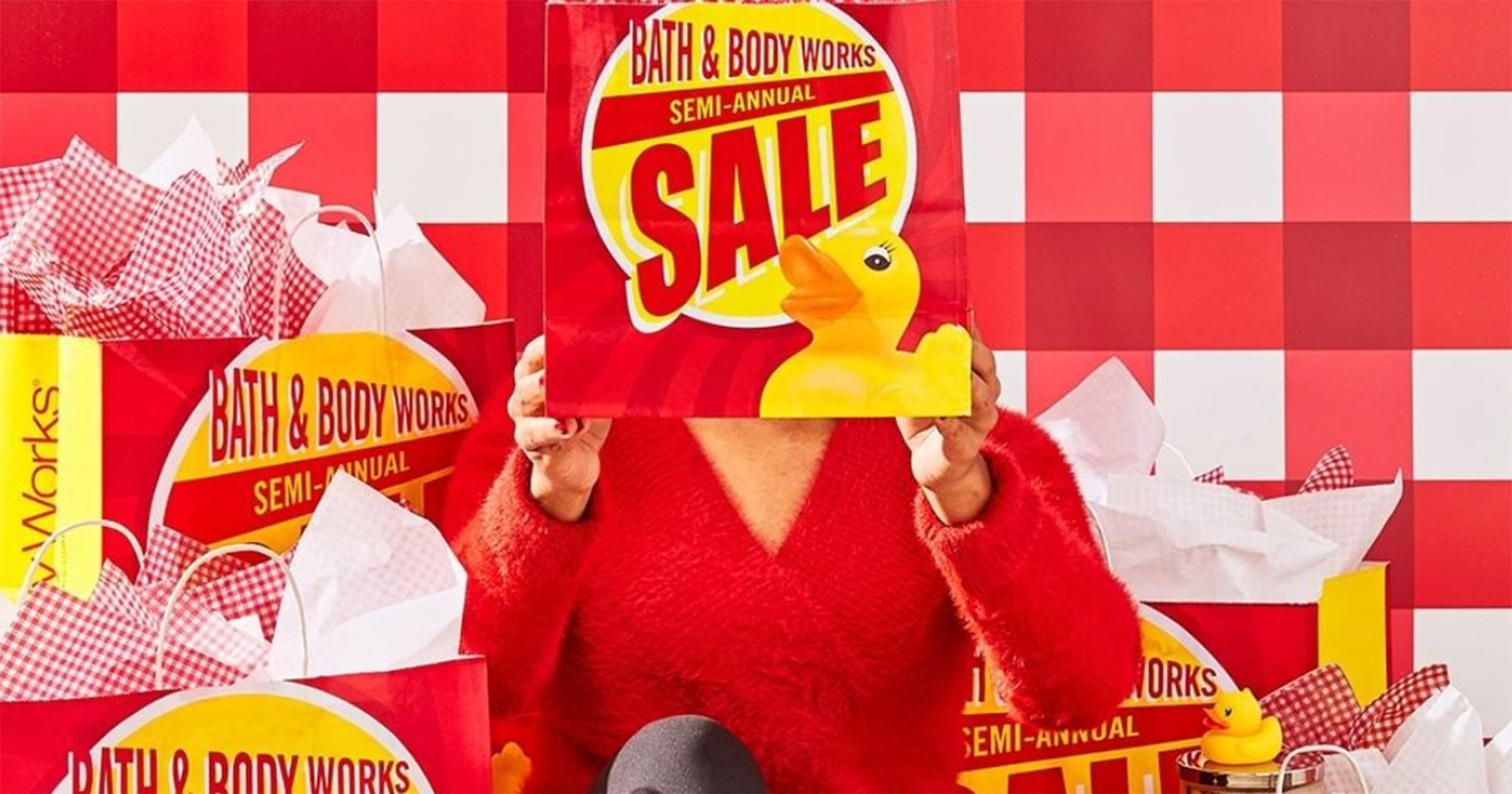 Bath Amp Body Works Semi Annual Sale Of 2018 Is On Now