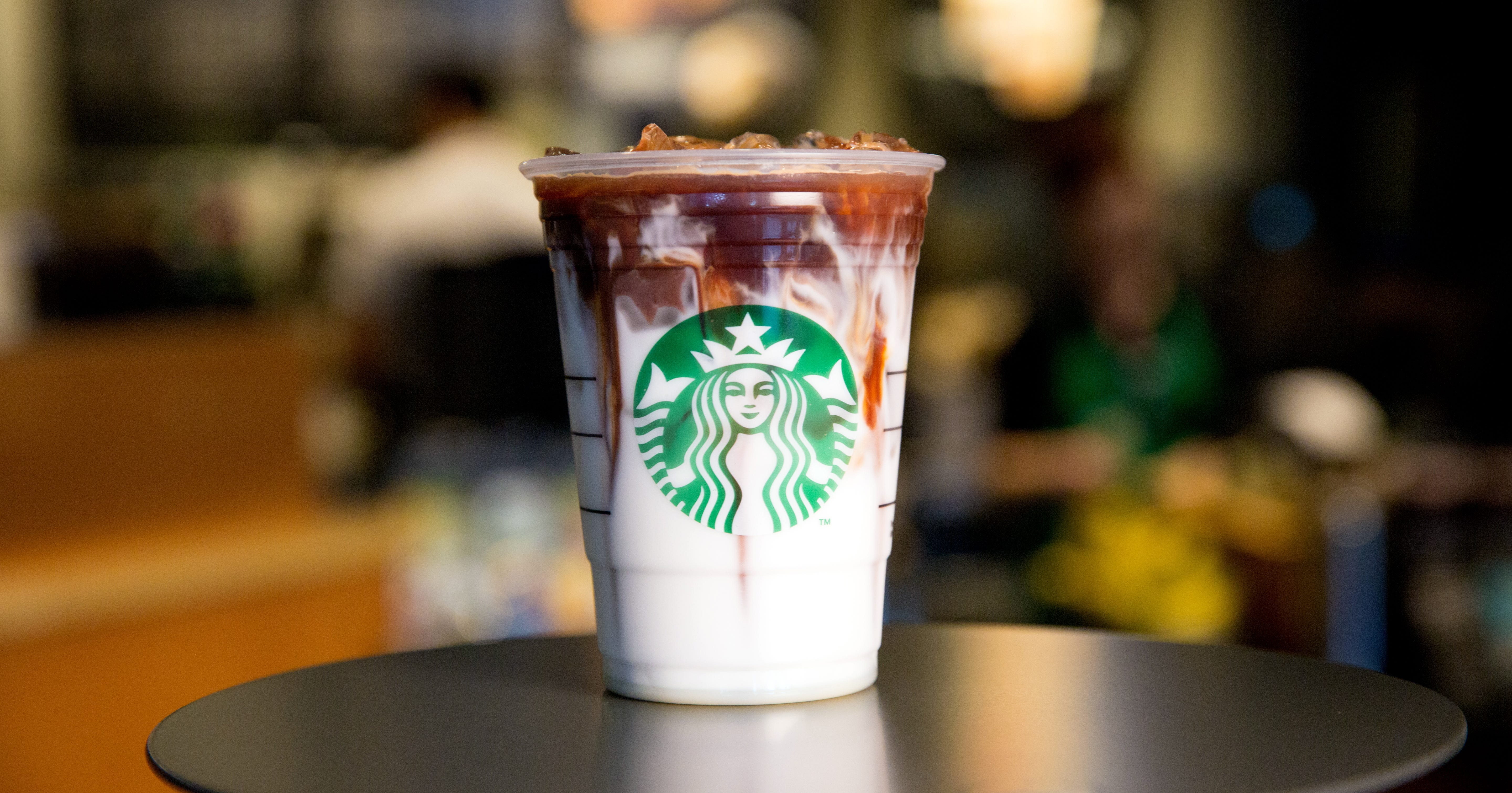 New Starbucks Vegan Drinks Coconut Milk Iced Latte