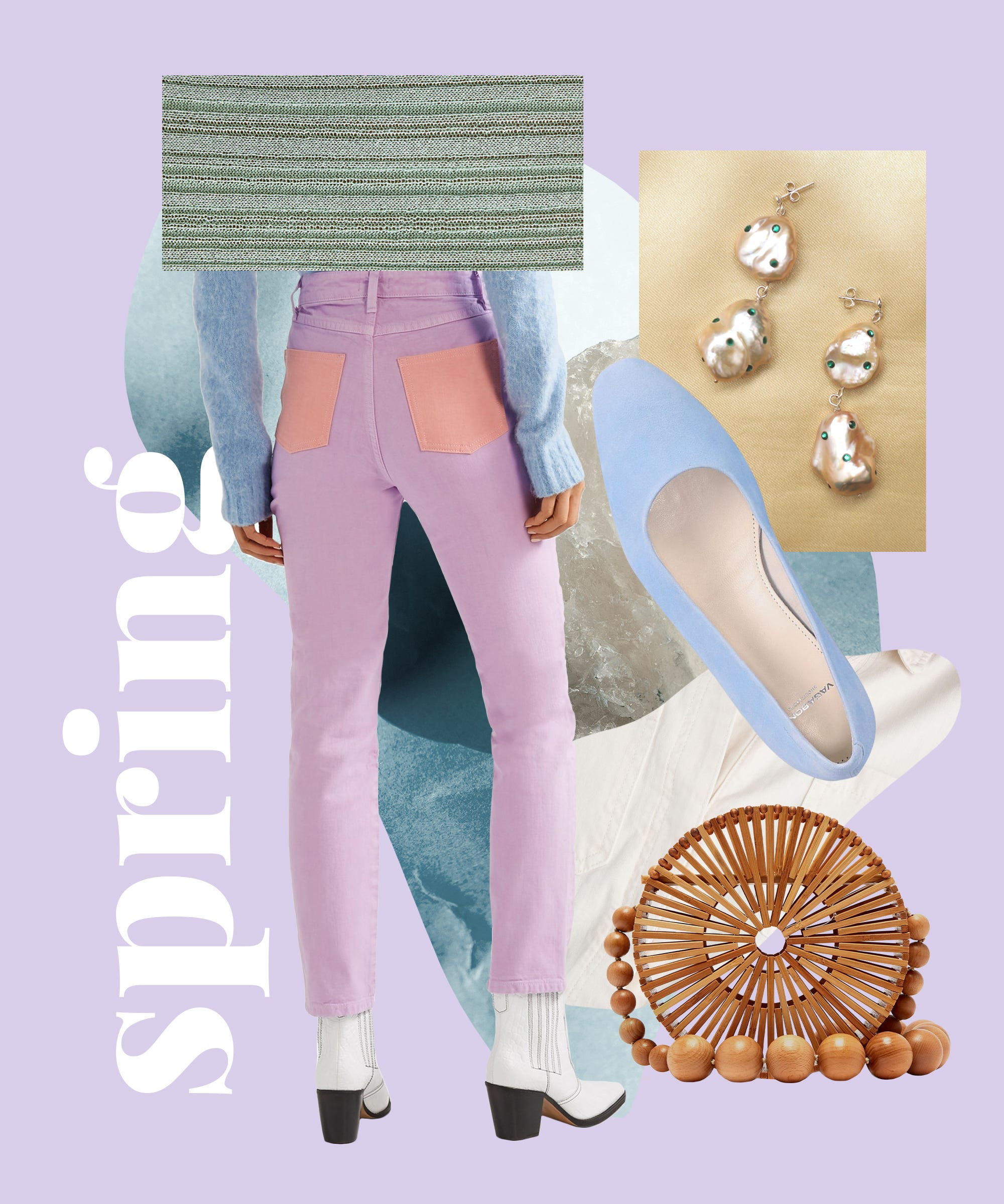 Pastels, Pearls & Everything We're Buying This Month
